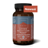 Living Mulivitamin Woman 50 kaps Terranova